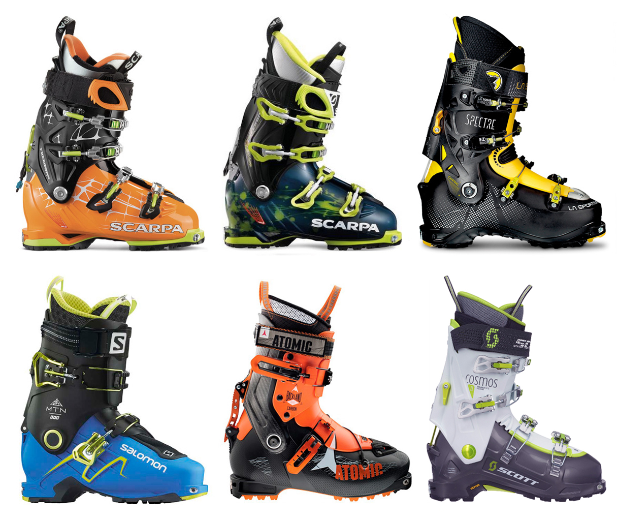 Freeride Working Nwpd Ski No On Powder Boots – Days kiXuOTPZ