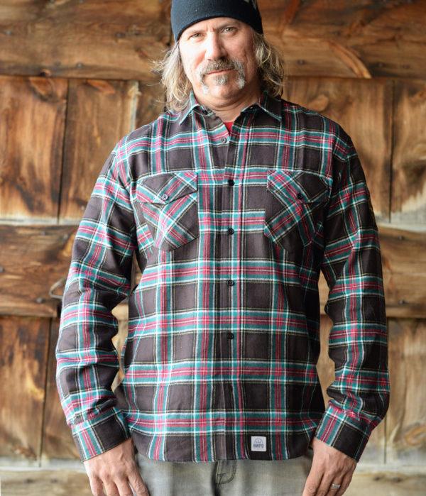 shirt lumberjack unisex nwpd no working on powder days