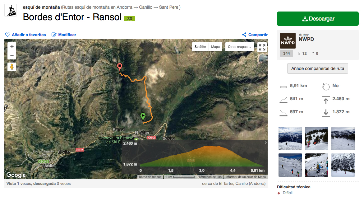 entor-ransol-wikiloc