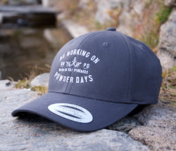 Curved-Cap-grey