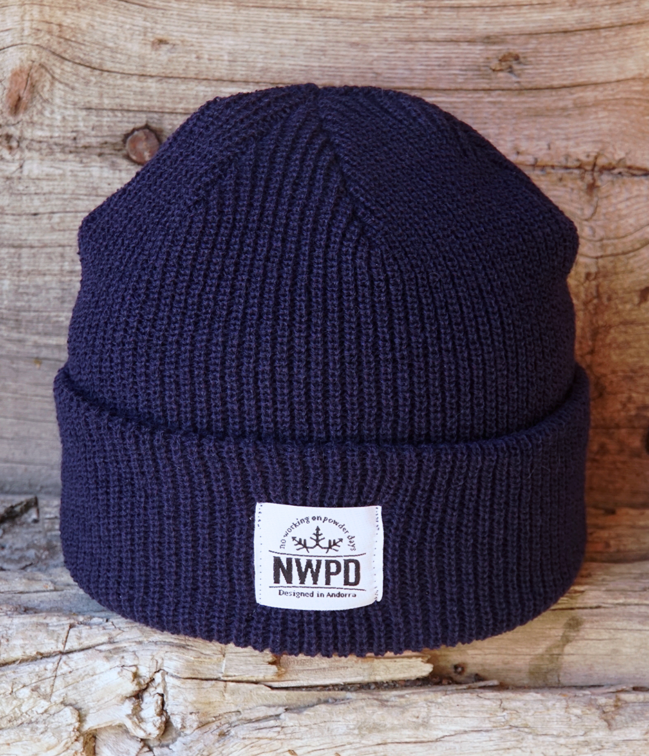 01d6ad725b7 BEANIE FISHERMAN NAVY - NWPD – No Working on Powder Days